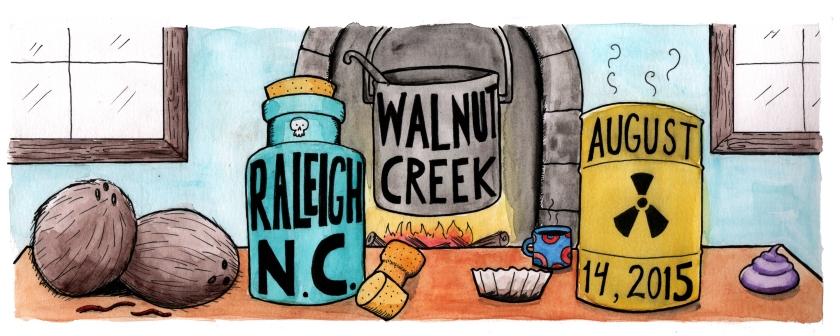 8-14 Walnut Creek