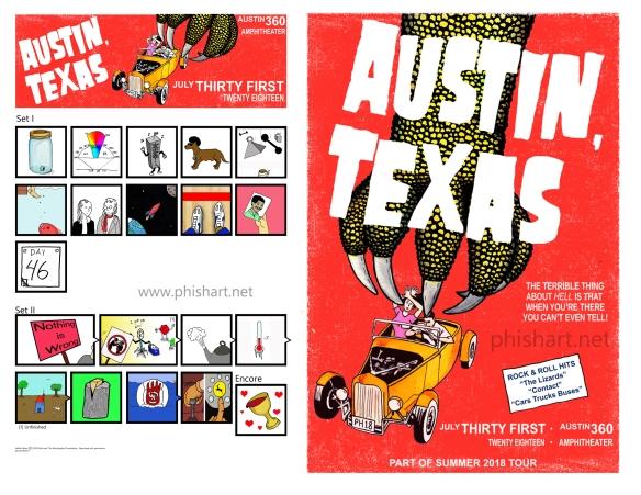 Austin Set