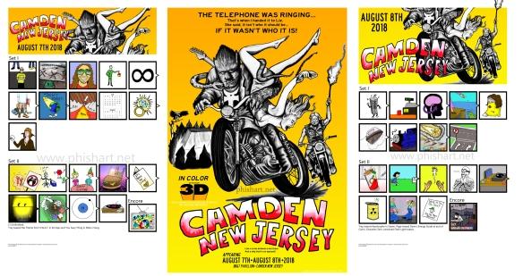 Camden set poster