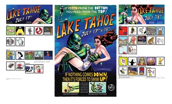 tahoe set poster