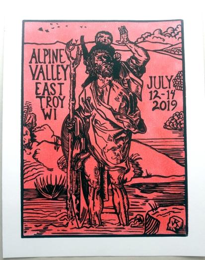 Rivera Alpine Valley Ruby Red