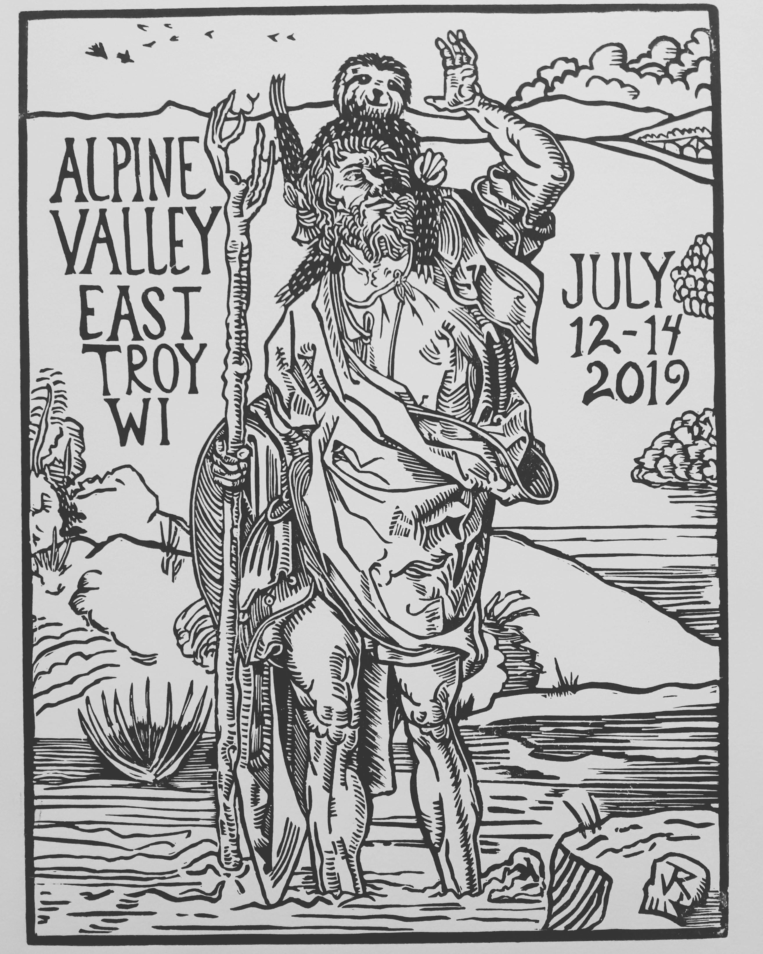 Rivera Alpine Valley