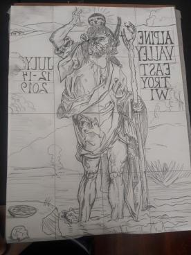 Rivera Sketch